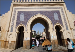 private 3 days tour from Tangier to Chefchaouen and Fes