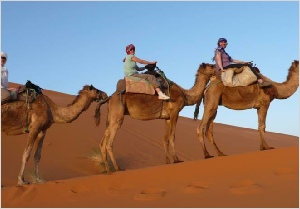 private 4 days tour from Casablanca to desert,Morocco desert trip