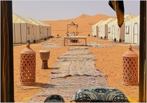 4 days Fes tour to desert and Marrakech